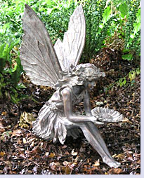 photo of missing garden fairy
